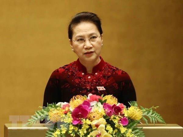 越南国会与各国议会联盟发展友好合作关系 hinh anh 1