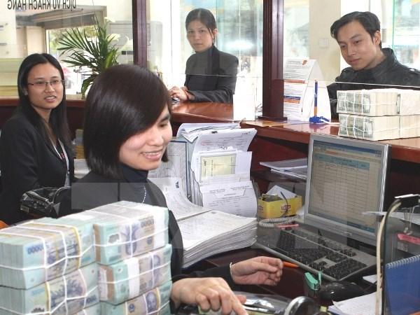 3月27日越盾兑美元中心汇率上涨12越盾 hinh anh 1