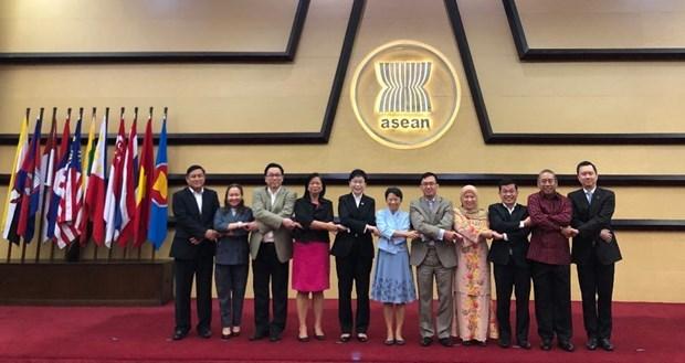 东盟促进互联互通和可持续基础设施发展 hinh anh 1