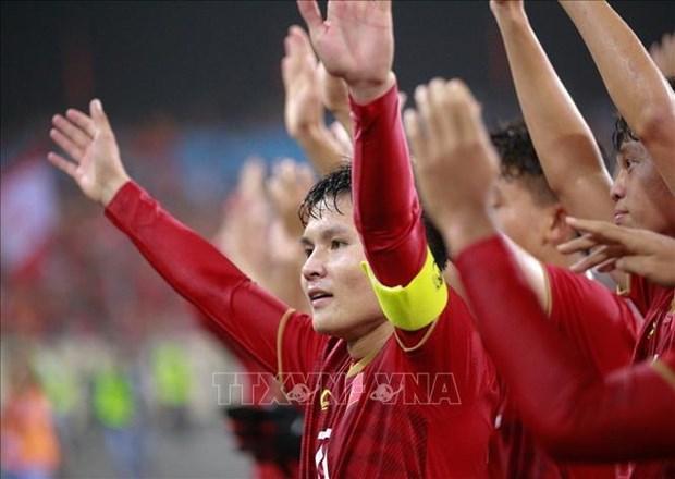 亚洲足球联合会:越南足球的级别明显提升 hinh anh 1