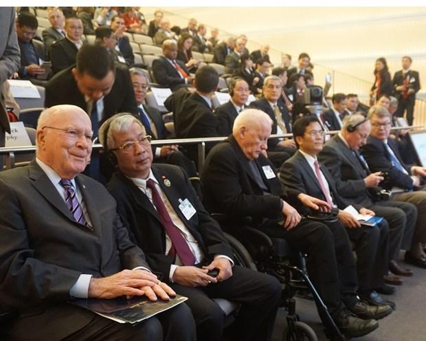 越南国防部副部长阮志咏:解决战争遗留问题为越美关系奠定基础 hinh anh 2