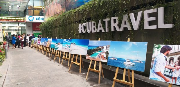古巴旅游日首次在河内举行 hinh anh 1