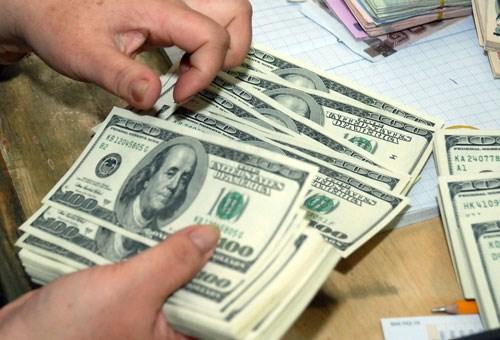 3月28日越盾兑美元中心汇率上涨5越盾 hinh anh 1