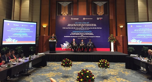 提高越南陆路运输成效 实现内河运输可持续发展 hinh anh 1