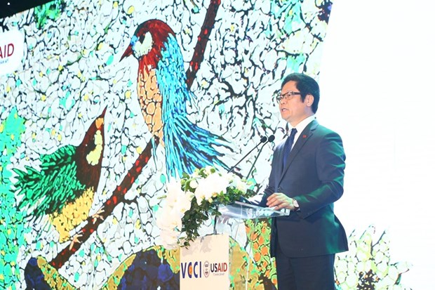 越南发布2018年省级竞争力指数 hinh anh 1