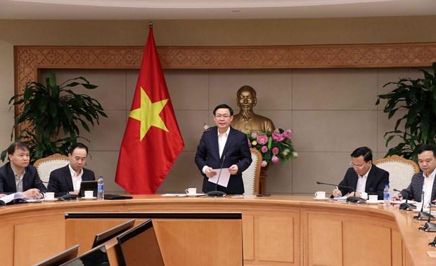 王廷惠:2019年第一季度CPI涨幅创下3年来新低 hinh anh 2