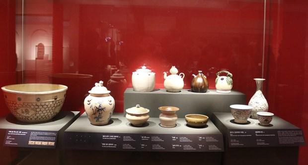 越南文物展在韩国举行 hinh anh 2