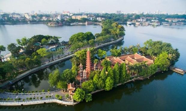 越南镇国寺是世界上最美的十座寺庙之一 hinh anh 1