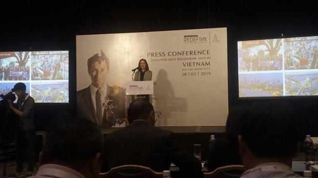 泰国在胡志明市举行2019年奖励旅游路演活动 hinh anh 1