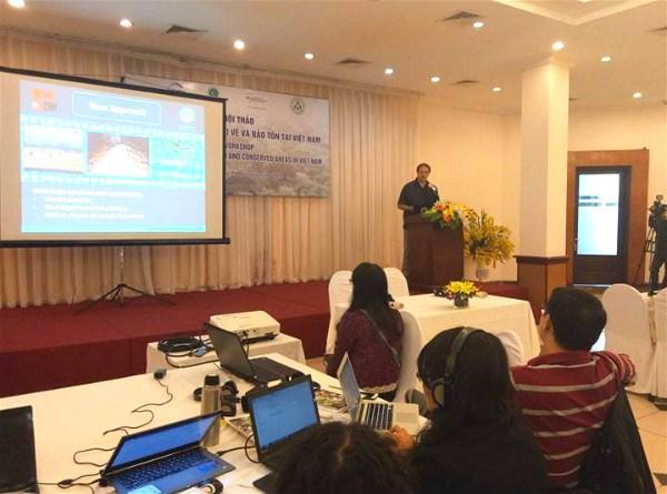 越南加强自然保护地的管理工作 hinh anh 1