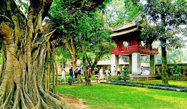 河内市与全国各省市合作推动旅游发展 hinh anh 1