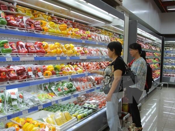 越南第一季度CPI涨幅创3年来最低 hinh anh 1
