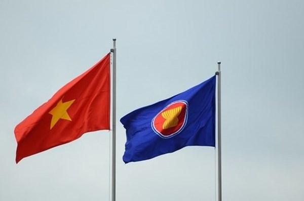 促进越南与东盟贸易合作关系 hinh anh 1