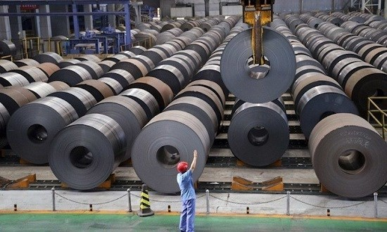 越南钢材出口增速回升 hinh anh 1