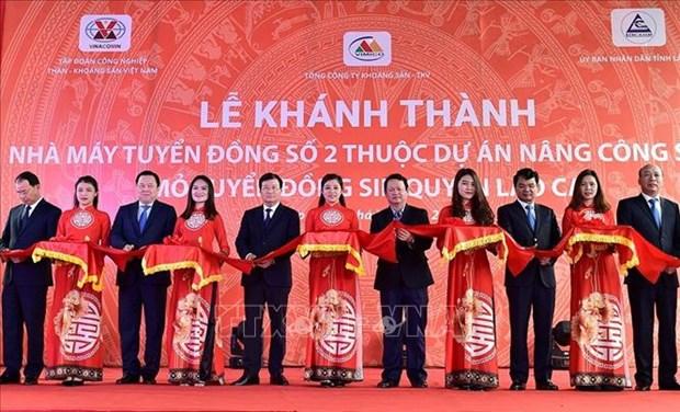 郑廷勇副总理:需要以合理、高效的方式来开发和利用矿产 hinh anh 1