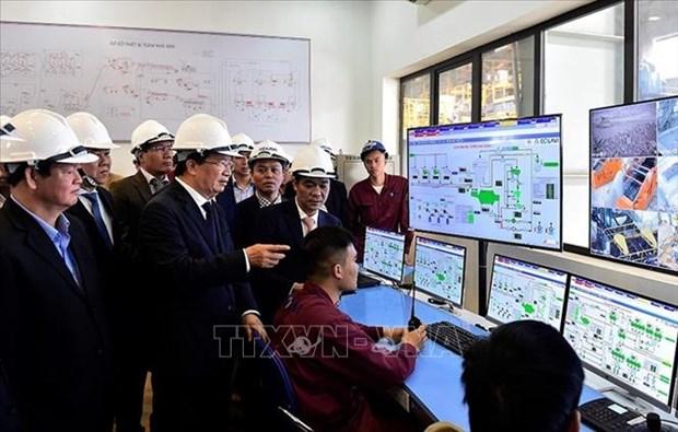郑廷勇副总理:需要以合理、高效的方式来开发和利用矿产 hinh anh 2