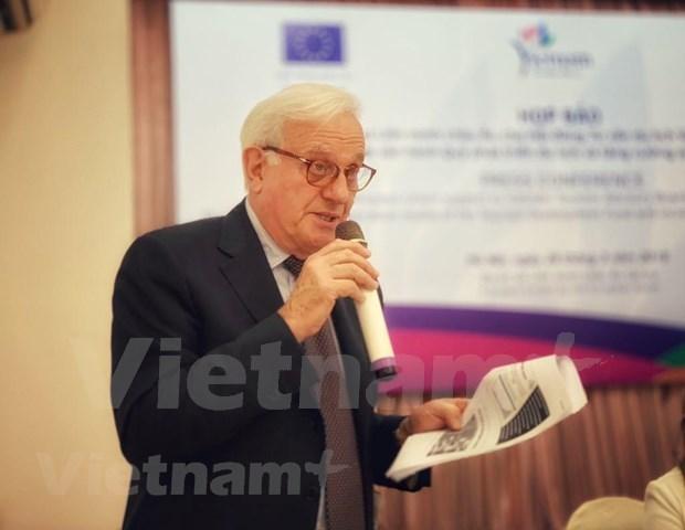 欧盟协助越南加大旅游宣传力度 hinh anh 2