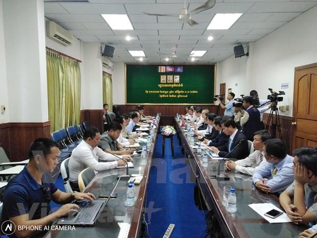 越南在柬橡胶种植项目有助于巩固两国合作关系 hinh anh 1