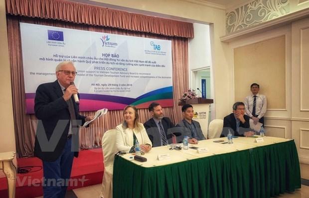 欧盟协助越南加大旅游宣传力度 hinh anh 1