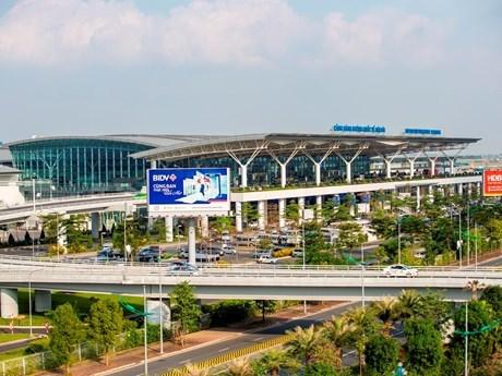 越南河内内排国际机场入选世界最佳机场100强 hinh anh 1