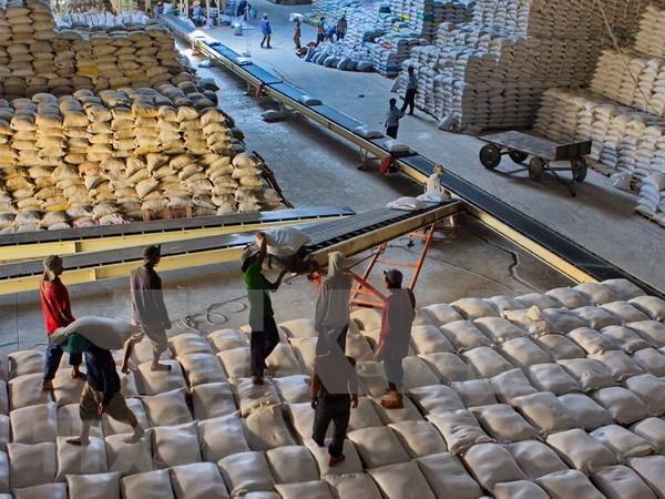 芹苴市商品出口增长13.32% hinh anh 1