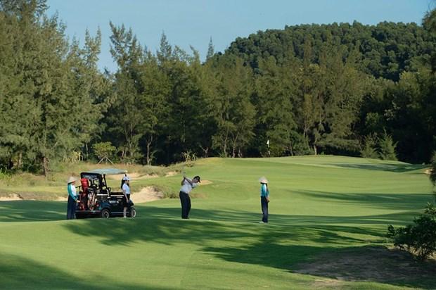 越南高尔夫旅游发展潜力巨大 hinh anh 1