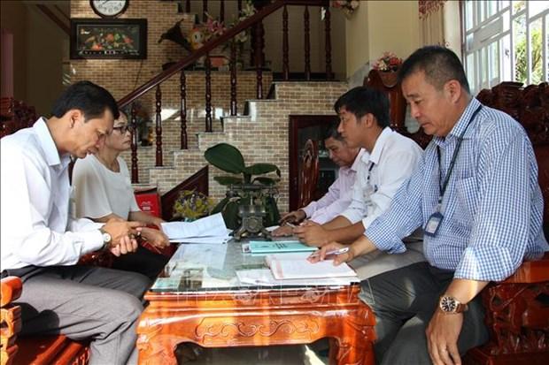 越南2019年人口和住房普查正式启动 hinh anh 2