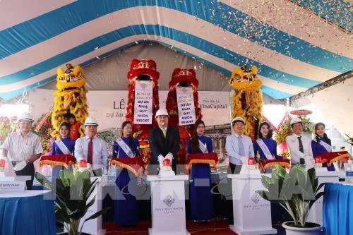 VinaCapital对平定省旅游项目的投资资金达1.1万亿越盾 hinh anh 1