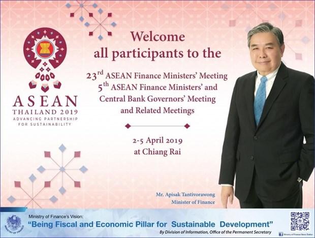 泰国不因空气污染原因而取消第23届东盟财长会议举办计划 hinh anh 1