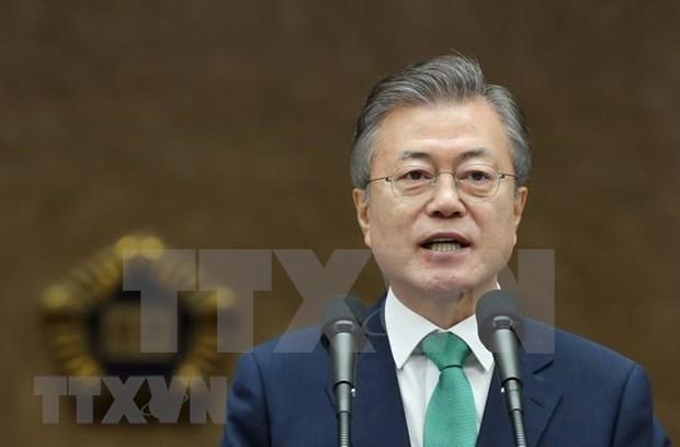 韩国总统将与东盟领导人举行特别峰会 hinh anh 1