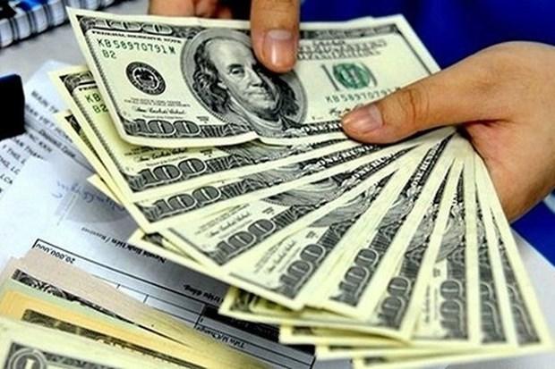 4月1日越盾兑美元中心汇率下降4越盾 hinh anh 1