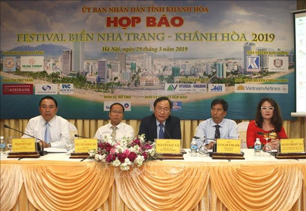 第九届芽庄海洋节将陆续举行约50项活动 hinh anh 1