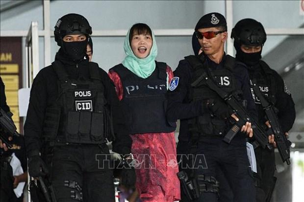 朝鲜公民被杀案:段氏香被判有期徒刑三年四个月 hinh anh 1