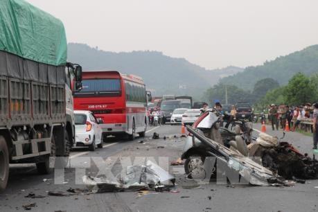 今年第一季度全国交通事故死亡人数为1905人 hinh anh 1