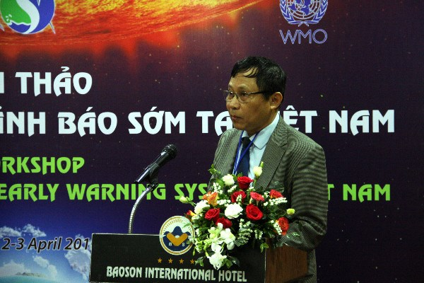 越南早期预警系统建设需求和能力评估 hinh anh 1