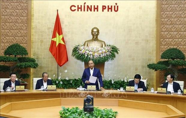 政府总理阮春福:加强国家对社会问题的管理工作 hinh anh 2