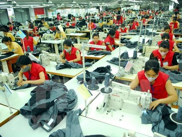 河内市商品出口额增长11.3% hinh anh 1