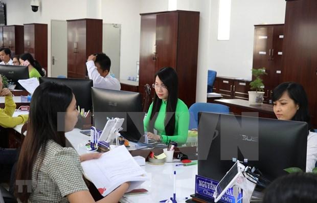 2018年越南PAPI指数:人民群众对公共服务质量的满意度有所提高 hinh anh 1