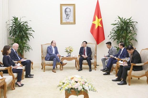 OECD考虑将有关创业的标准写入越南的国家计划 hinh anh 2