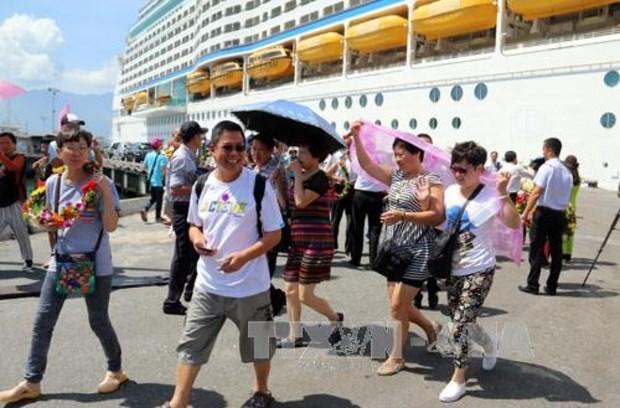2019年前3月访越亚洲游客量猛增 hinh anh 1