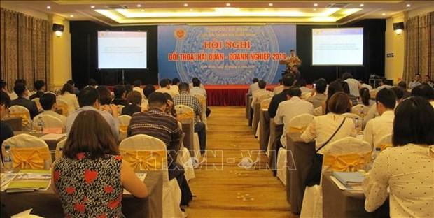 2019年海关与企业对话会在宁平省举行 hinh anh 1