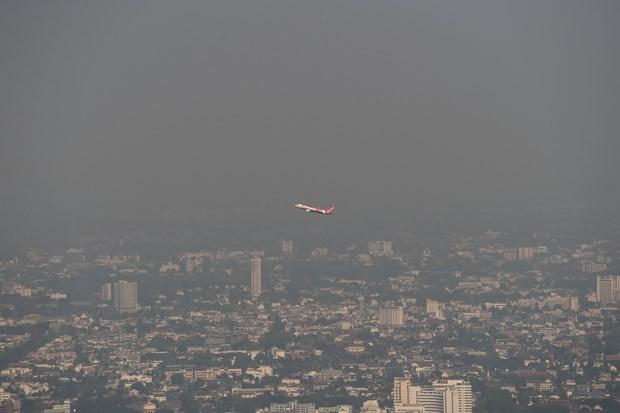 泰国总理要求采取行动解决雾霾天气 hinh anh 1