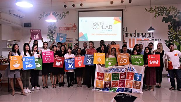 20个国家参加第二次亚太区域青年创业创新会议 hinh anh 1