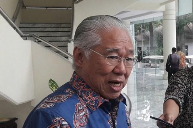 印尼与菲律宾一致同意加强贸易和投资合作 hinh anh 1