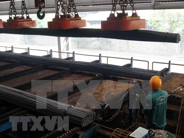 和发集团钢材销售量增长一倍多 hinh anh 2