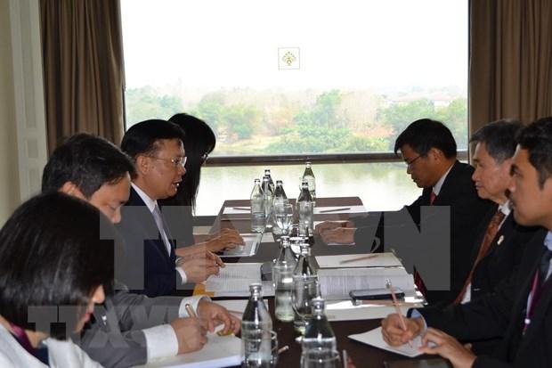 越南与泰国促进东盟合作框架内的财政合作 hinh anh 2