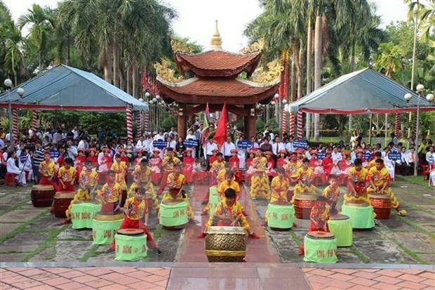 首届雄王祭祖活动将在老挝举行 hinh anh 1
