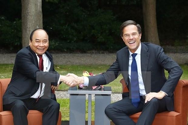 荷兰首相马克·吕特将对越南进行正式访问 hinh anh 1