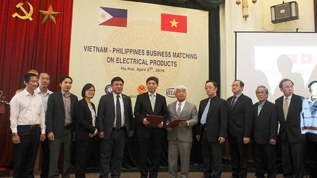 越南与菲律宾寻求制造业合作机会 hinh anh 1