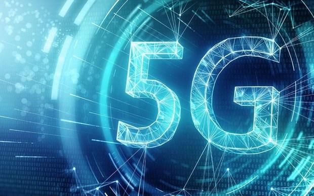 《日本经济新闻》:越南力争成为东南亚第一个启用5G网络的国家 hinh anh 1